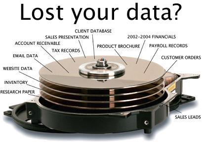 Recupero dati hard disk assistenza computer online - Hard disk esterno non letto ...
